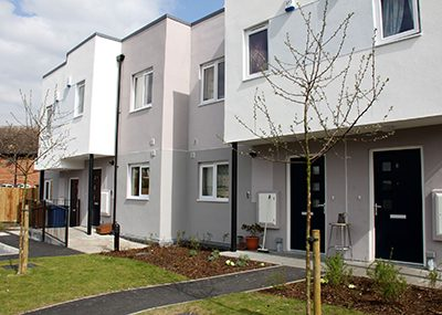 Acer Court homes