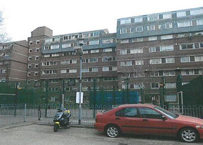 Mansell Street flats