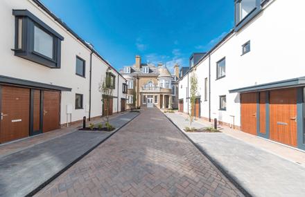 Manor Road housing scheme