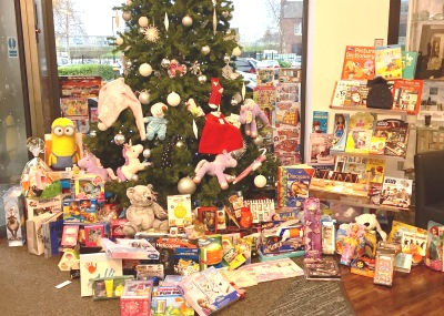 Toy appeal in Oldham