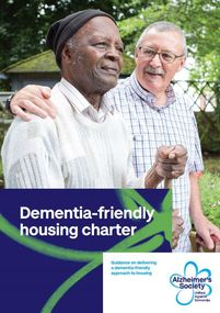 dementia housing charter